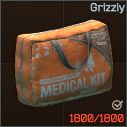 аптечка Grizzly